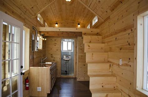 zyl composting toilet a 280 square feet tiny home on wheels with wet bath and