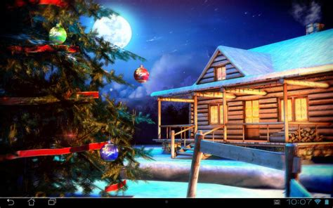 live wallpaper for windows christmas christmas 3d live wallpaper android apps on google play