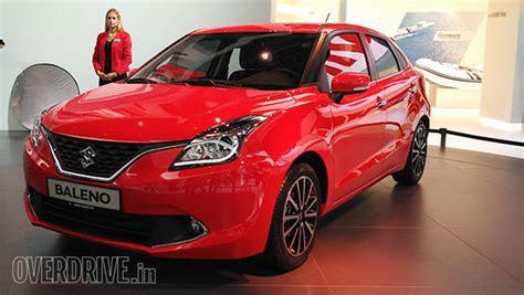 Suzuki Baleno Hatchback 2015 Maruti Suzuki Baleno Hatchback All You Need To