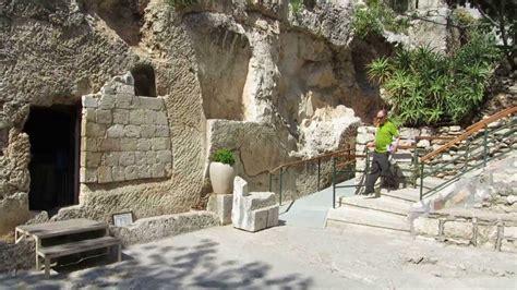 garden tomb skull hill gordons calvary jerusalem