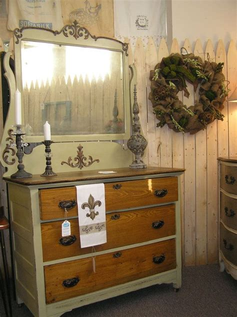 painted antique dresser ideas antique dresser with mirror hand painted waxed with by
