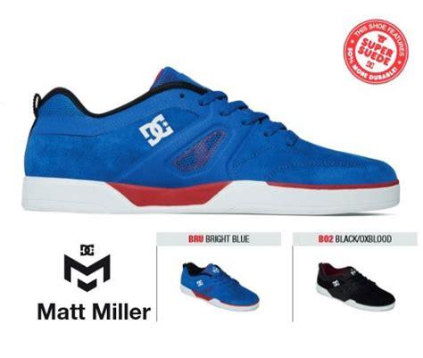 Dc Miller leaked dc matt miller pro model ripped laces