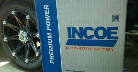 Incoe Gold N50z barokah accu dynamo radiator incoe premium gold astra