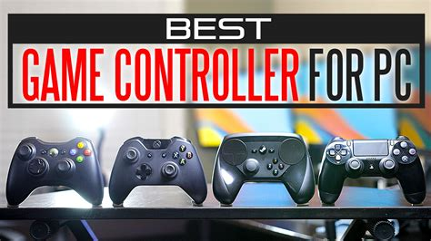 pc gaming is the best what s the best controller for the pc 2016