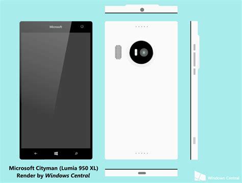 Nokia Lumia Cityman microsoft cityman lumia 950 xl rendered and specced