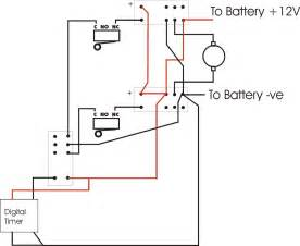 12v relay switch wiring diagram techunick biz