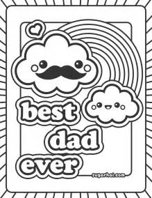 free best dad ever coloring page dads cloud and digi stamps