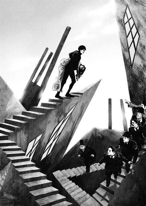Cabinet Du Docteur Caligari de l 233 tranget 233 chez siegfried kracauer et dans le cabinet