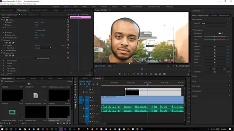 adobe premiere pro white balance premiere pro tutorial simple color correction for video