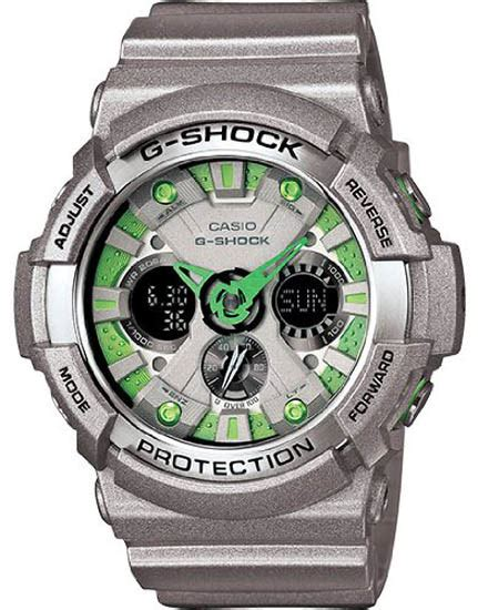 Casio Ga150 Green Army casio ga200sh 8a mens g shock plastic resin and