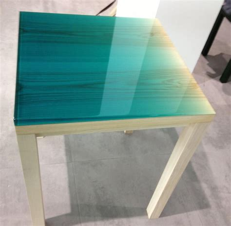 resin table top diy stunning table with epoxy resin want to try diy on this