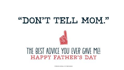 fathers day quotes from a laughter hallmark community