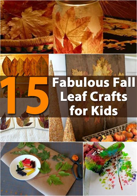 diy crafts for fall 15 fabulous fall leaf crafts for diy crafts