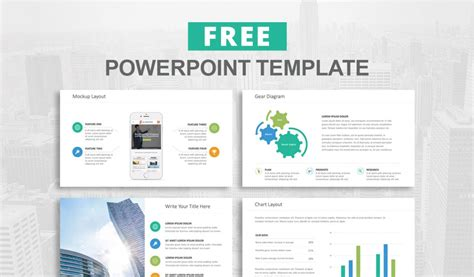 Powerpoint Report Templates