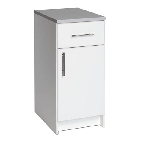 18 inch base cabinet home depot prepac elite 16 inch base cabinet the home depot canada