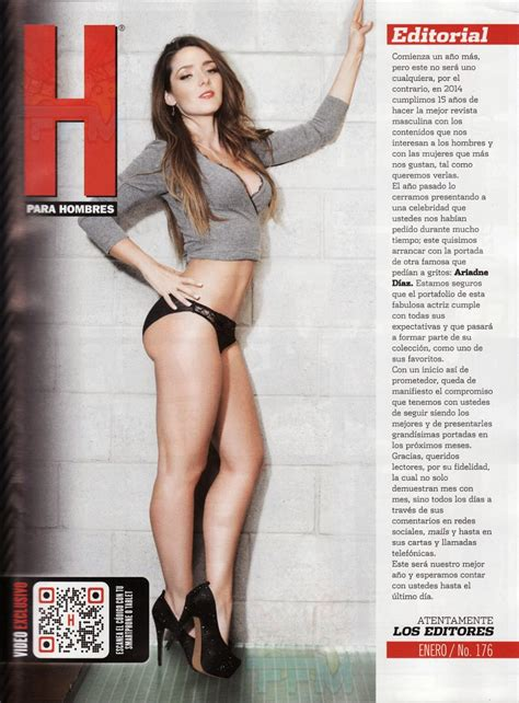 galeria de fotos ariadne diaz revista h para hombres enero galeria de fotos ariadne diaz revista h para hombres enero