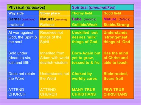 color personality traits types of personality and spirituality