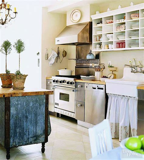 vintage kitchen ideas photos 2018 vintage kitchen ideas better homes gardens