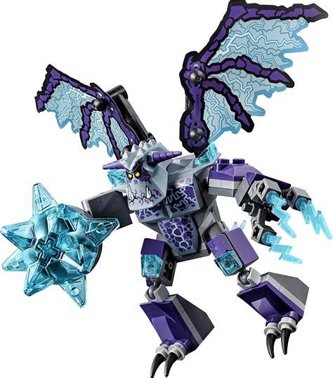 Lego Nexo Knights 70351 Clays Falcon Fighter Blaster new lego nexo knights playset 70351 clay s falcon fighter blaster