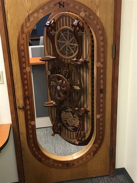 nautical style submarine door  john hansen