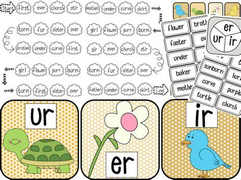 er free ir words phonics worksheets releaseboard free printable