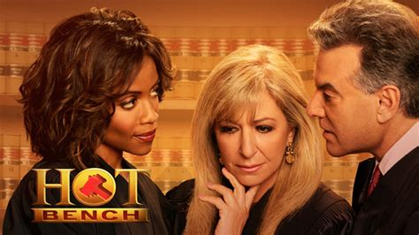 tv show benched litigation is a crapshoot hot bench edition prior