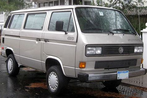 image gallery vanagon parts
