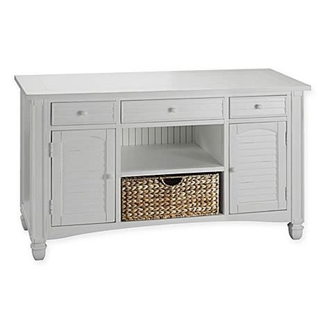 white sofa table buy nantucket sofa table in white from bed bath beyond