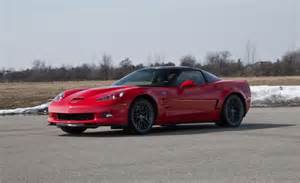 2011 Chevrolet Corvette Zr1 Car And Driver