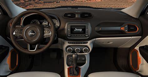 Jeep Renegade 2015 Interior 2015 Jeep Renegade Interior Features