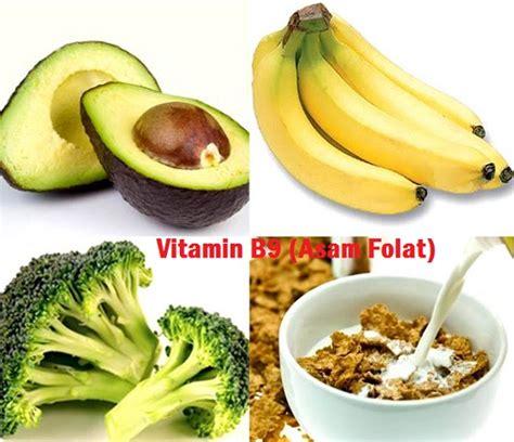 Vitamin Asam Folat 20 Sumber Makanan Yang Mengandung Vitamin B9 Asam Folat