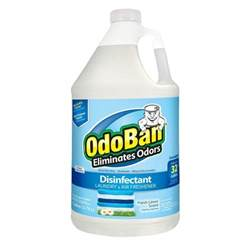 Diy Air Freshener Concentrate Odoban 1 Gal Fresh Linen Disinfectant Laundry And Air