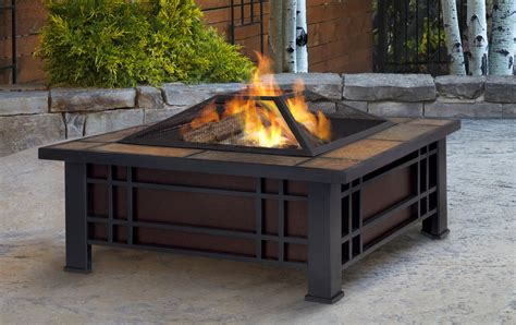 wood burning firepits real 174 morrison wood burning pit