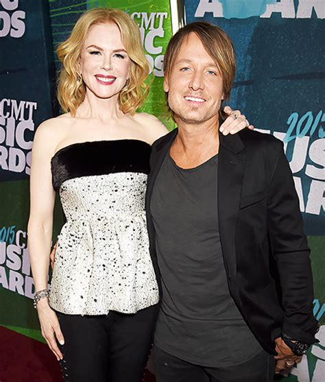 keith urban and nicole kidman never text always talk nicole kidman i quot definitely quot text with connor and bella