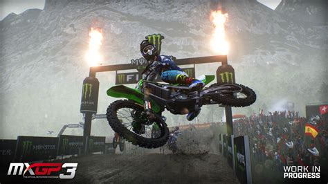 Ps4 Mxgp3 The Official Motocross Videogame mxgp3 the official motocross videogame herstellerbilder