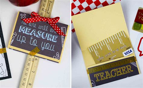 Design Your Own Gift Cards - 20 ways to make your own gift card holders gcg