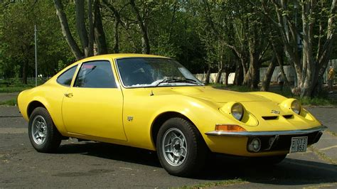 opal car the opel gt a history