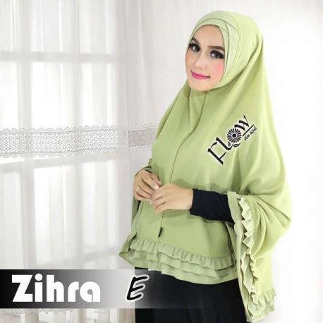 Gamis Gesya by Zihra E Baju Muslim Gamis Modern