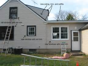siding windows and trim preview white house black shutters