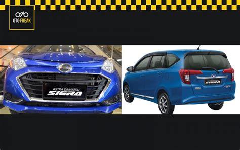 Emblem Logo Daihatsu Depan Belakang Ayla Original daihatsu sigra vs toyota calya indonesia review 2017 mobil mewah portal berita otomotif terbaru