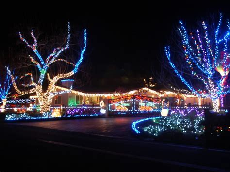 where are napa s best christmas lights napa valley ca