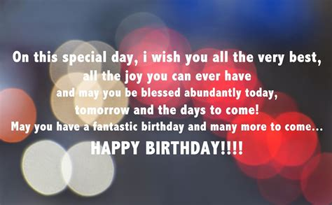 special birthday wishes and messages for friend