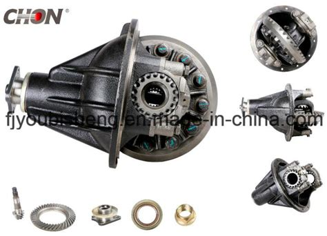 Karet Brake Mitsubishi Ps100 china ps100 reducer differential assembly axle center portion differential reducer for