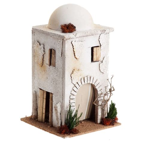 casa cupola casa araba con cupola per presepe vendita su holyart
