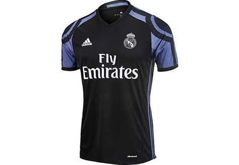 Jersey Real Madrid 3rd adidas real madrid 3rd jersey 2016 17 real madrid