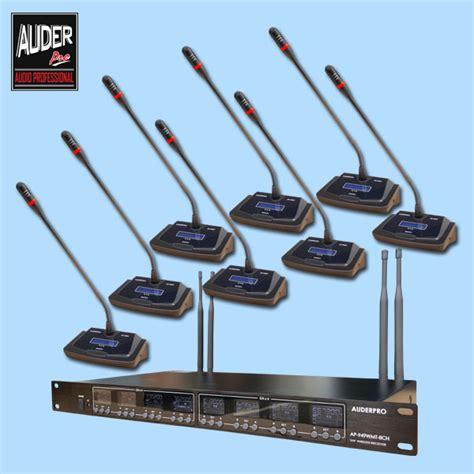 microphone meeting wireless harga grosir sound system