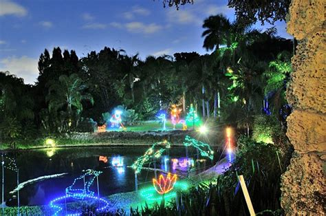 pinecrest gardens miami holiday lights documentary and