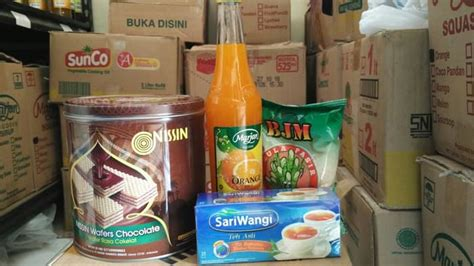Minyak Goreng Cemara 1 Liter jual paket sembako lebaran rp50ribu toko hbaru