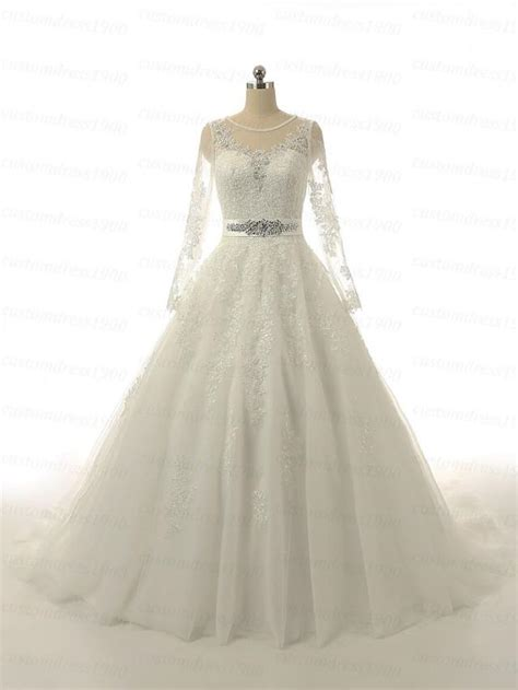 Handmade Bridal Gowns - vintage gown wedding dress lace wedding dress