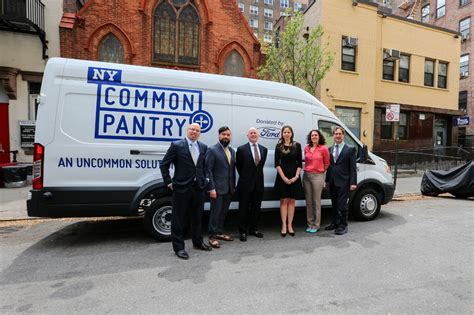 Ny Common Pantry by New York Common Pantry Ford Transit The News Wheel